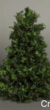 Grand sapin de Noël 16cm
