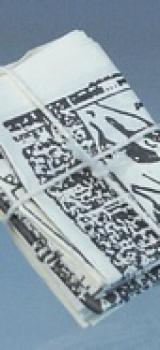 Set de journaux attachés